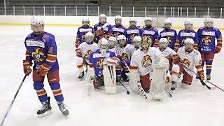 Финская школа хоккея – на XI «Кубке Газпром нефти»