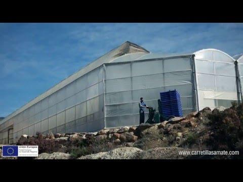 Portapalet Hidráulico 3x3 Todo-Terreno video