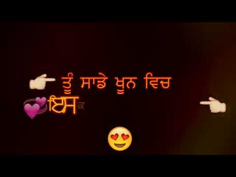 Att Punjabi Status | New Punjabi 2018 WhatsApp Status Video | Download Link In Descriptions