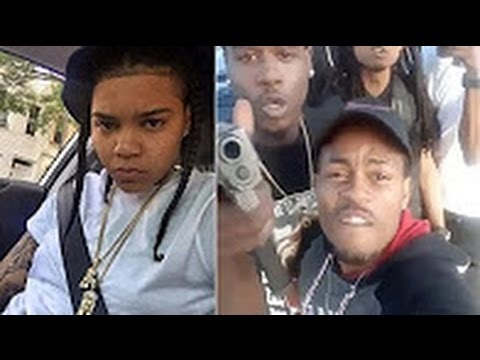 Young M.A Cops Plea After Promoter And His Crew...