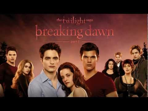 The Twilight Saga: Breaking Dawn Part 1 - Score Soundtrack - Love Death Birth - Carter Burwell