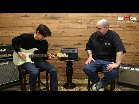 Schecter Nick Johnston Traditional Overview