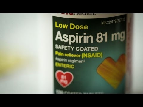 Effect of Long-term Use of Aspirin on the Risk for Cancer