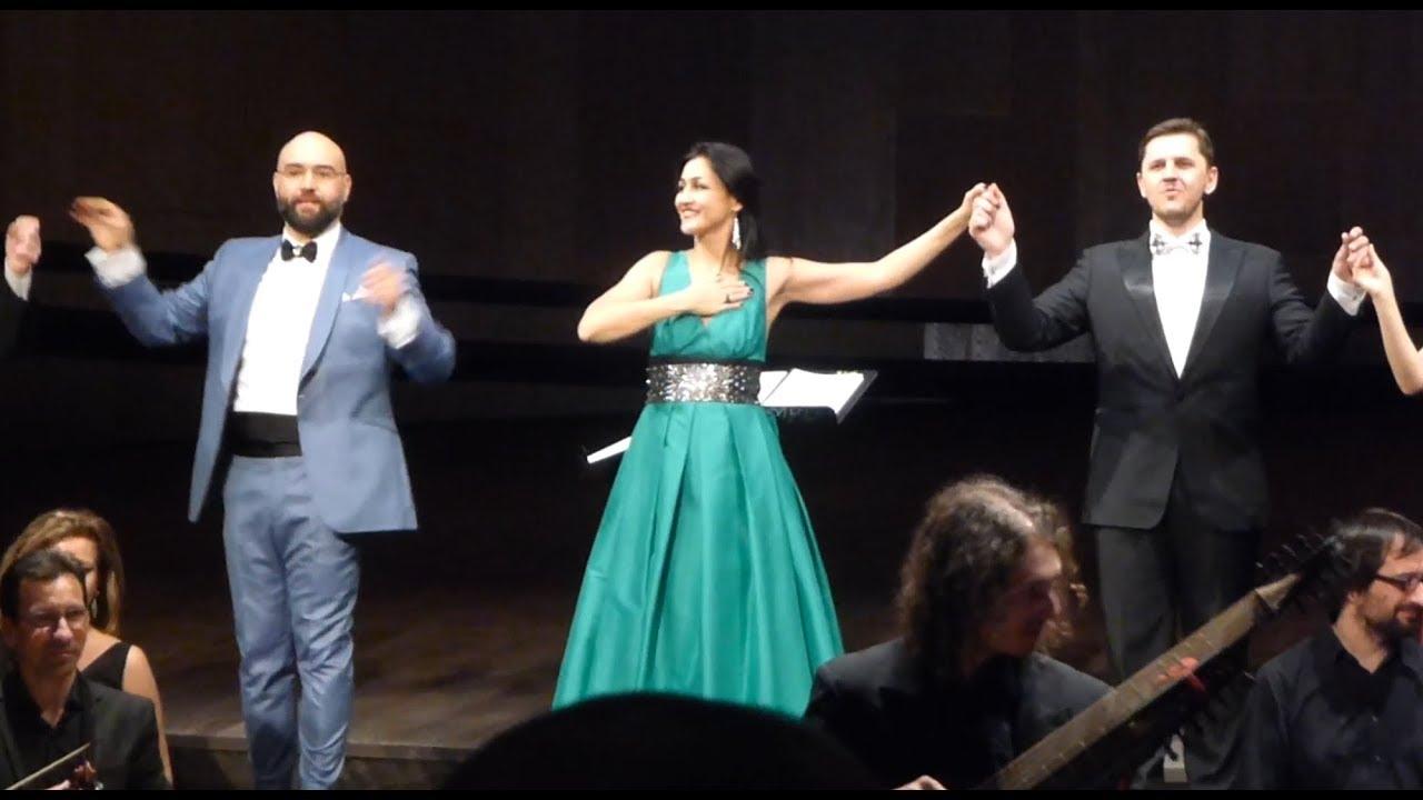 Scipione Curtain Call Wien 24jan2018 Youtube