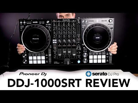 Pioneer DDJ-1000SRT Review & Demo - The best Serato DJ Pro controller?