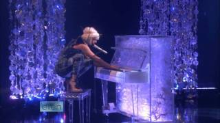 Lady Gaga Poker Face Live on Ellen HD with Interview.mp3