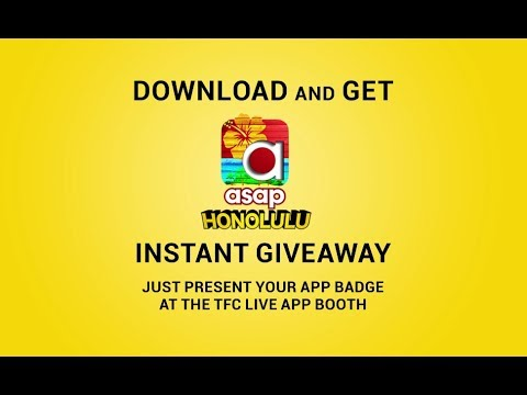 Download the TFC Live App and Win Prizes - YouTube