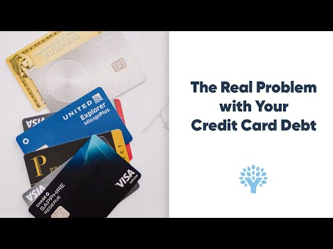 The Real Problem with Your Credit Card Debt