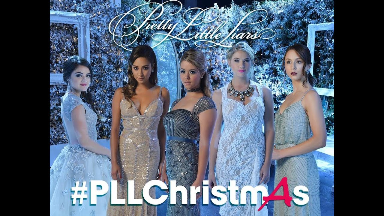 Pretty Little Liars Season 5 Episode 13 How The A Stole Christmas ...