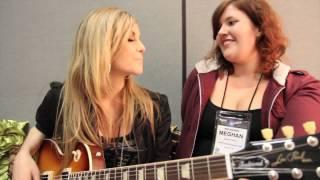dạy chơi guitar-Lindsay Ell Gibson Guitar