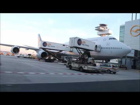Frankfurt Airport Spotting - July 2016 - A380, 747-8, Condor, Tunisia, TAM, and more
