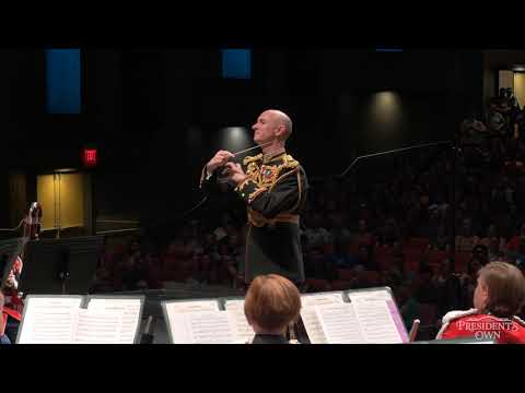"SOUSA Stars and Stripes Forever - ""The President's Own"" U.S. Marine Band - TBA 2018"