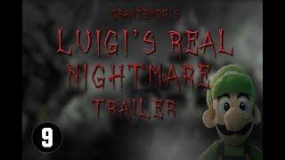 Luigi's Real Nightmare - Movie Trailer