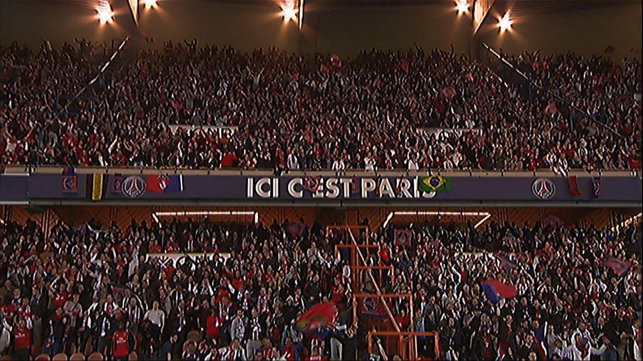 paris saint-germain - valenciennes fc  1-1