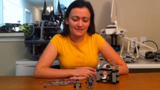 LEGO Harry Potter 4712 Troll on the Loose LEGO Review