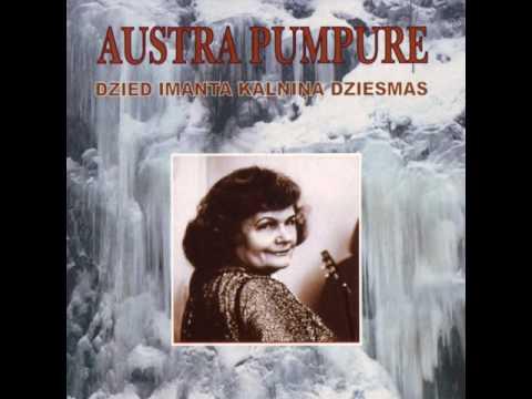 Austra Pumpure - Atbalss