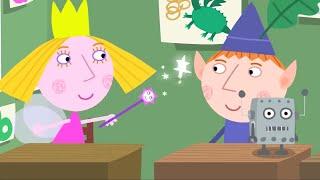 Ben e Holly em Português A Escola de Duendes | 1 Hora | Episódios Completos | Desenhos Animados
