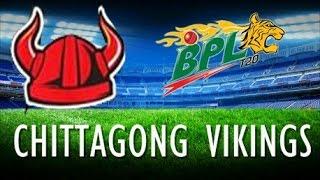Chittagong Vikings - Player List for Bangladesh Premier League | BPL 2015