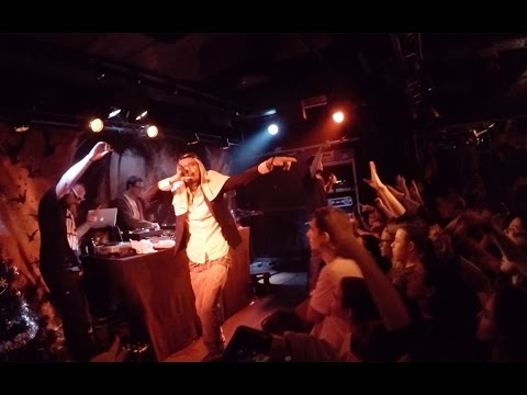 TIMI HENDRIX - LIVE - Tower Bremen - 20.11.2015 (GoPro/iPhone)