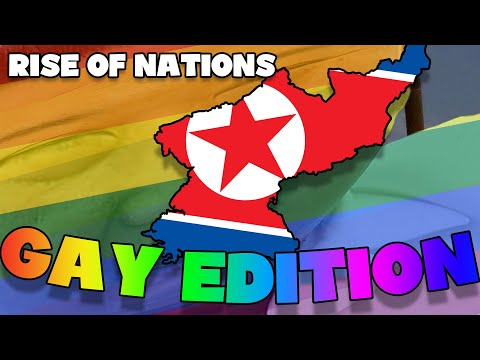 Rise of Nations but its GAY  