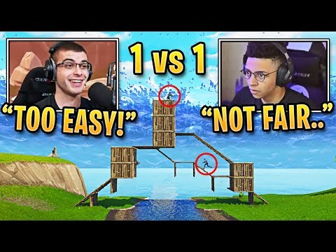 When Pro Players 1v1 Each Other in Fortnite