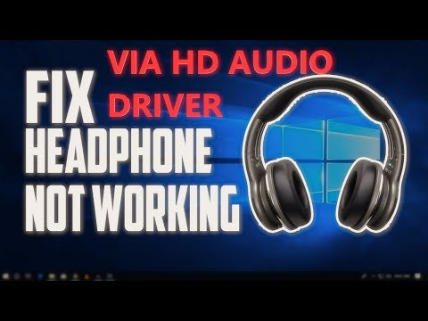 VIA HD AUDIO DECK VT8235 DRIVER WINDOWS 7 (2019)