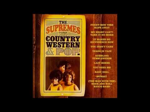The Supremes - Tears in Vain-  Stereo