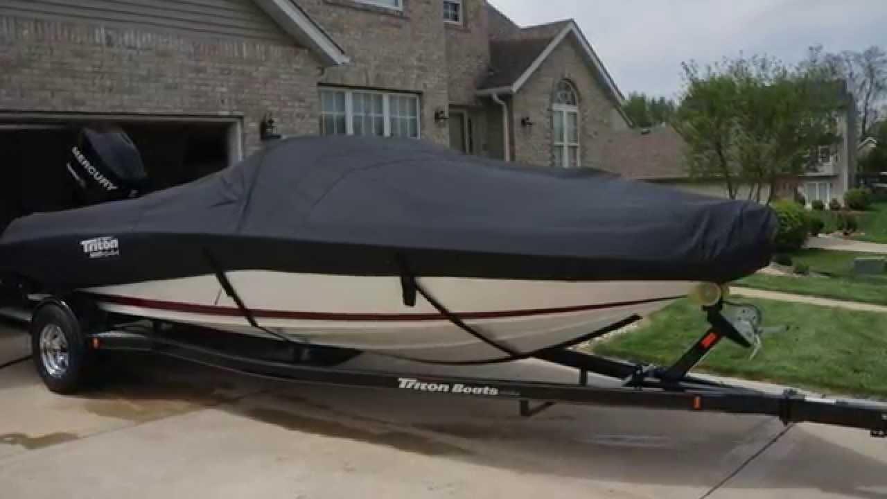 2011 triton 190 escape fish ski for sale youtube for Triton fish and ski