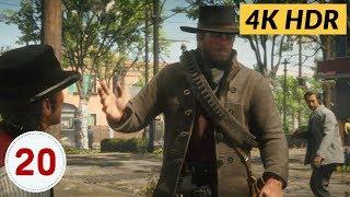 The Joys of Civilization. Ep.20 - Red Dead Redemption 2 [4K HDR]