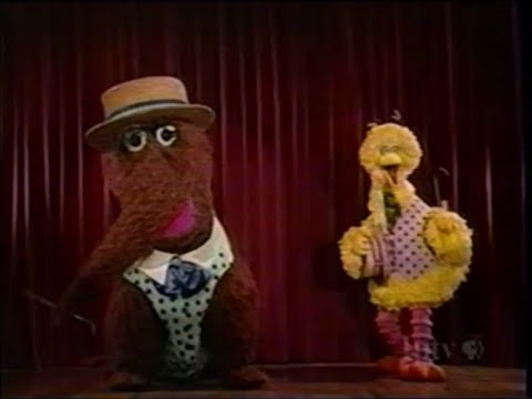 Sesame Street - Big Bird And Snuffy's Vaudeville Introductions