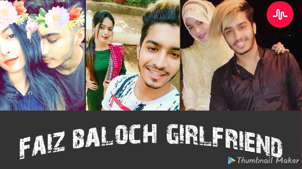 Faiz Baloch Girlfriend Memon Shifu Musically Stars Youtube