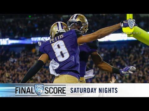 Highlights: Washington football wreaks havoc on Stanford