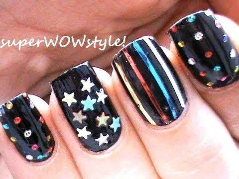 Magic Nails Creative Nail Art Designs By Superwowstyle Youtube