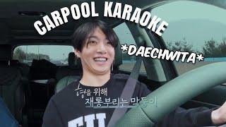 bts carpool karaoke 2