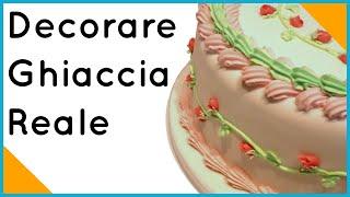 GHIACCIA REALE: decorare torte di compleanno by ItalianCakes