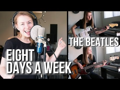 Eight Days a Week - The Beatles (Cover)