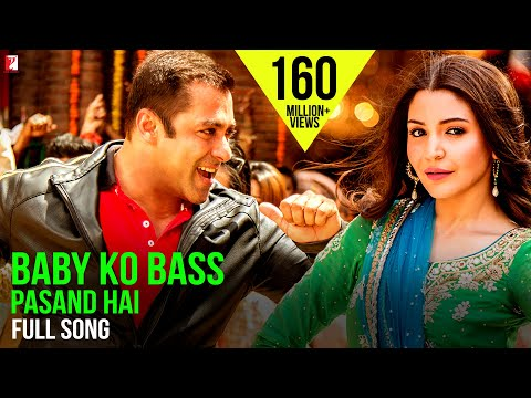 Baby Ko Bass Pasand Hai - Full Song | Sultan | Salman Khan | Anushka Sharma | Vishal | Badshah Mp3