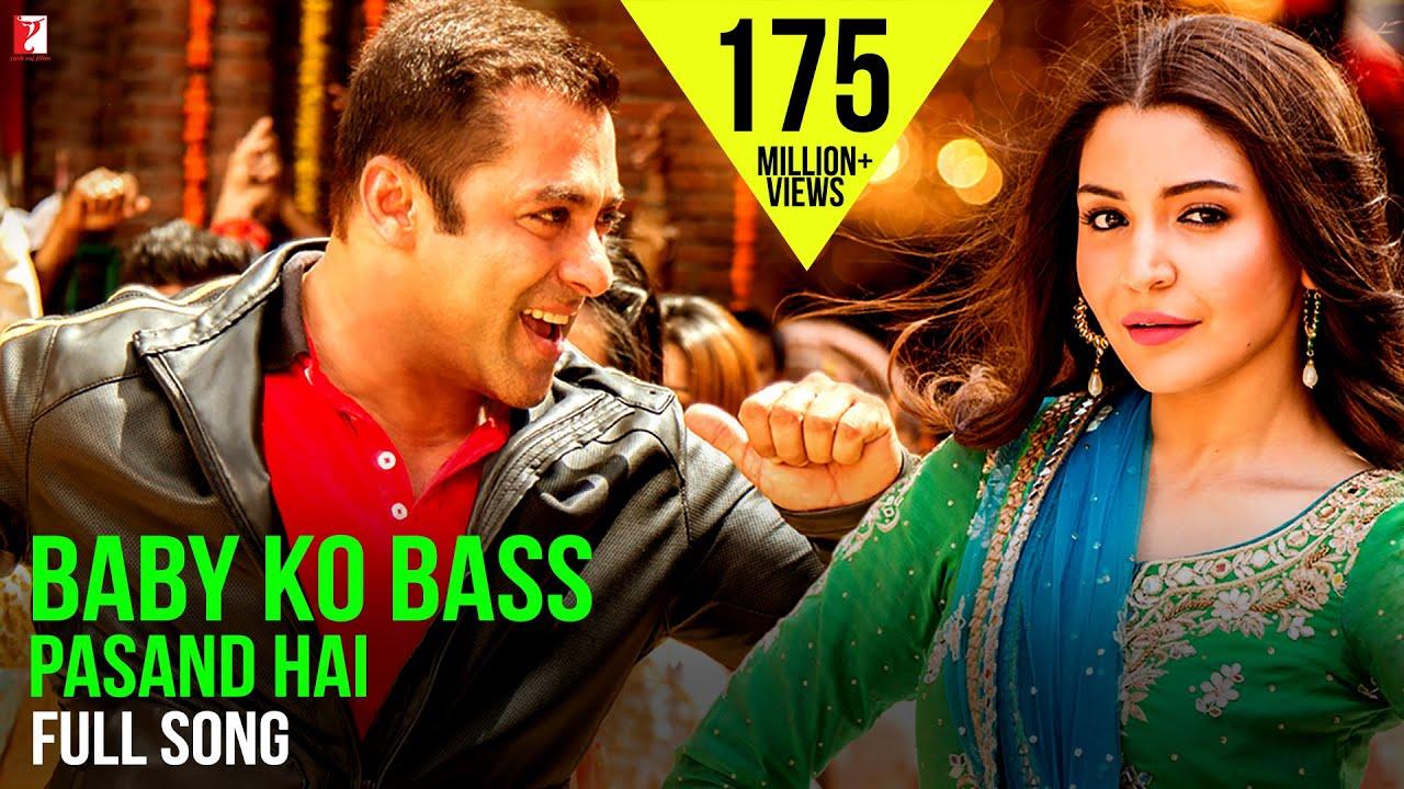 Download Baby Ko Bass Pasand Hai Full Song   Sultan   Salman Khan, Anushka, Vishal-Shekhar, Badshah, Shalmali