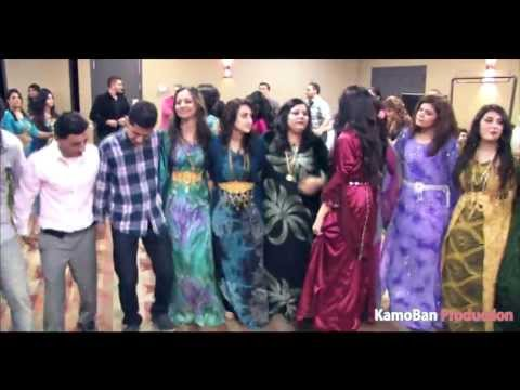 Kurdish Wedding Nashville,TN Burhan & Juzan 10/05/2012 new