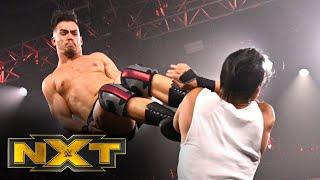 Kushida vs. Austin Theory: WWE NXT, Feb. 10, 2021