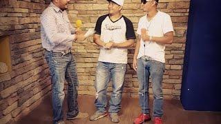El Magna Beats ft Joseph Entrevista en Canal 12 en Buenos días Nicaragua presentando nuevo tema.