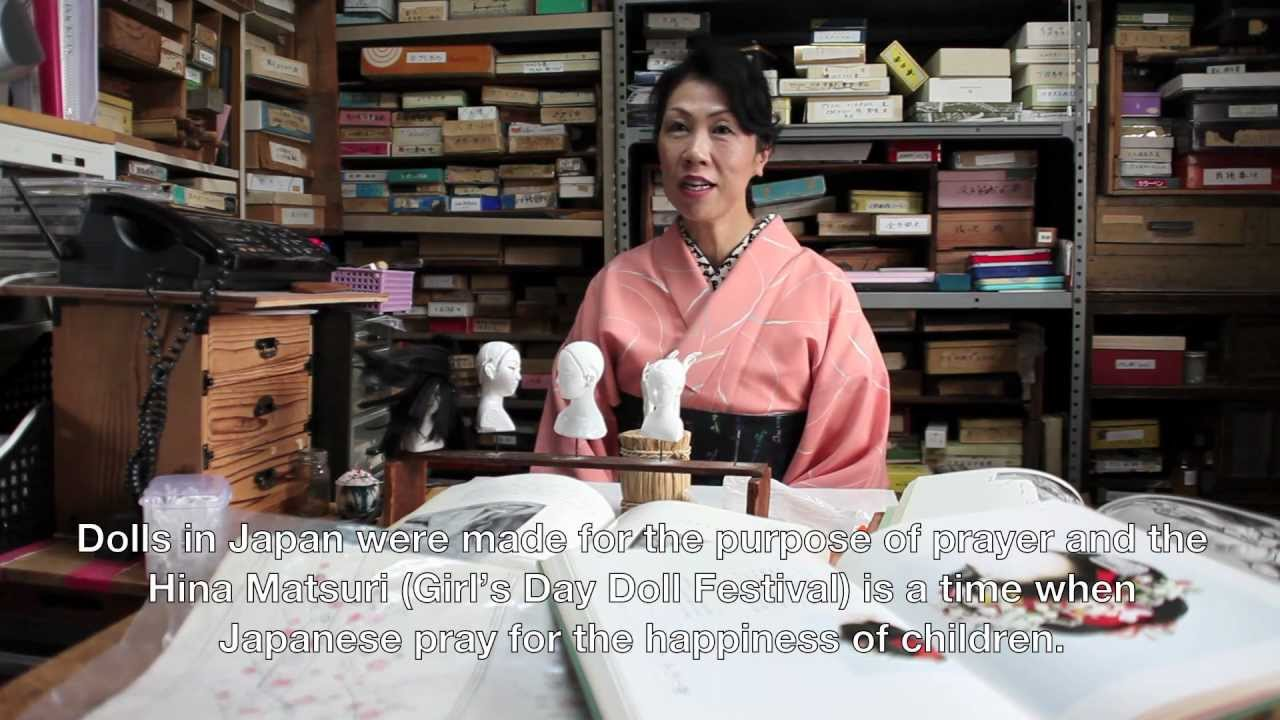 Kyoto Doll Artisan's Story: Inheriting and Transmitting Japan's Emotional  Culture