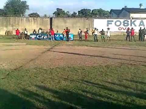 SHELLY ANN FRASER PRYCE FOOTBALL COMPETITION SEMI FINAL 2