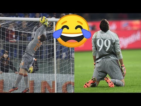 Top funny golkeeper mistakes [hd]