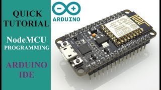 Getting started with NodeMCU (ESP8266 tutorial #1)