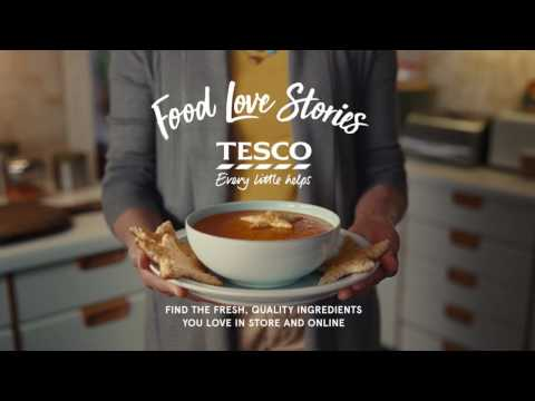 Tesco Food Love Stories | Nana's 'Magic Soup'