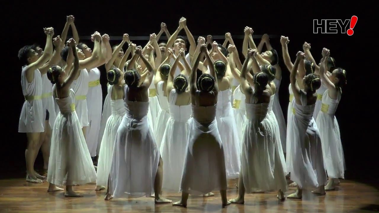 NTU Inter-Hall Dance Competition 2016