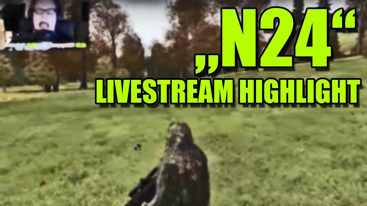 N24 Livestram