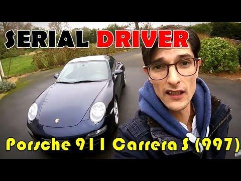 SERIAL DRIVER - Essai Porsche 911 997 Carrera S 3.8