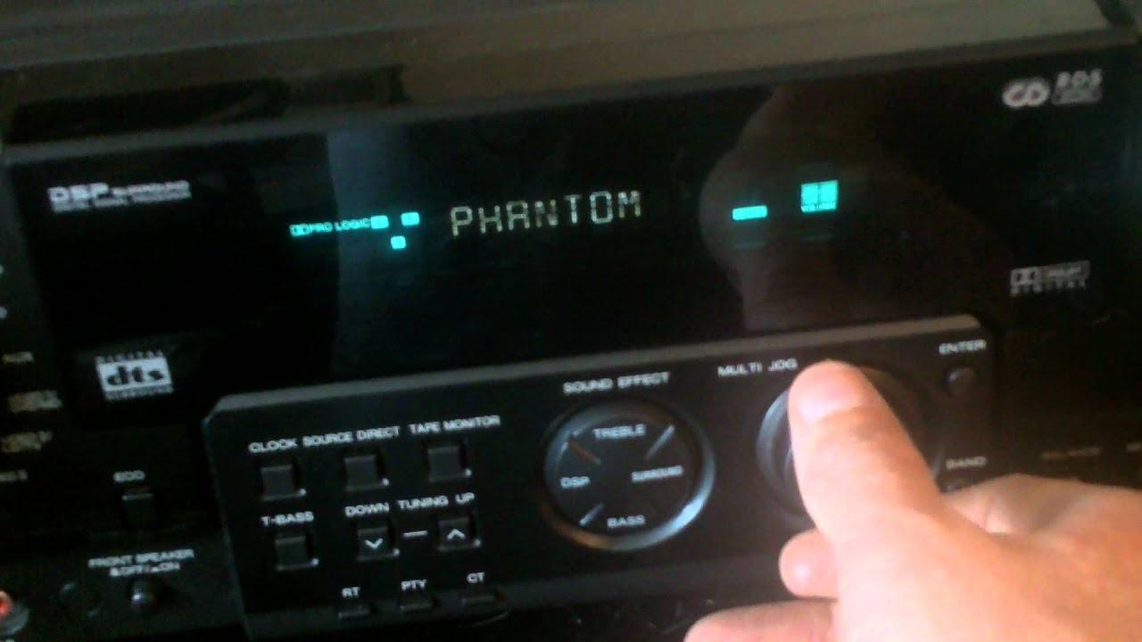 aiwa av amplifier av d58ez dolby digital amp youtube rh youtube com D57 Schools Lincoln D57